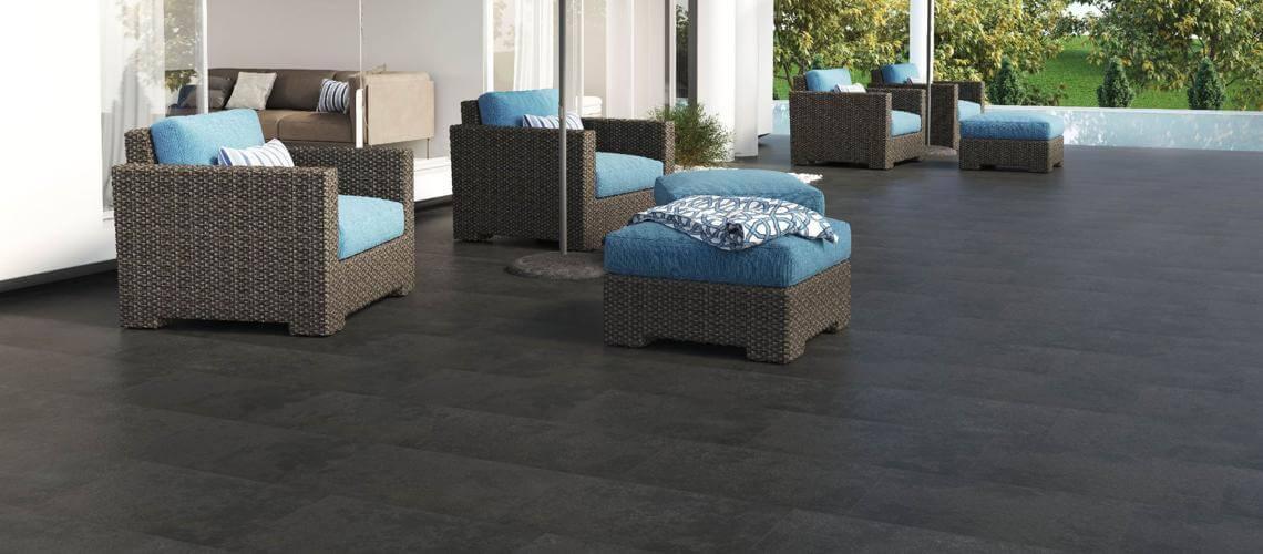 carrelage ext rieur gr s c rame delas antid rapant. Black Bedroom Furniture Sets. Home Design Ideas