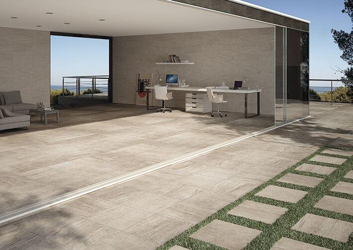 carrelage ext rieur gr s c rame outdoor antid rapant. Black Bedroom Furniture Sets. Home Design Ideas