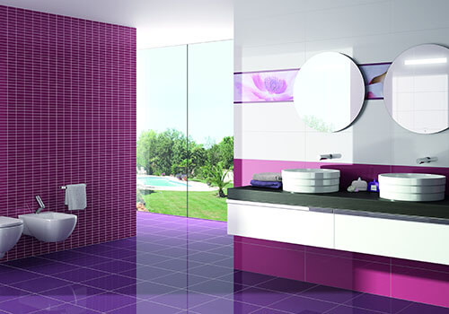 Carrelage mural fa ence cuisine et salle de bain discount - Carrelage salle de bain discount ...